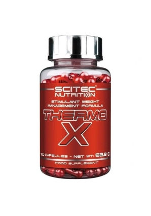 Thermo-X 100 капс (Scitec Nutrition)