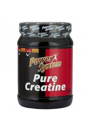 Pure Creatine 650 гр (Power System)
