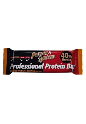 Professional Protein Bar 1 штук 70 гр (Power System)