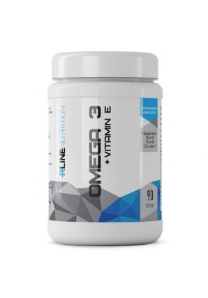Omega 3 + Vitamin E 90 капс (R-Line Sport Nutrition)