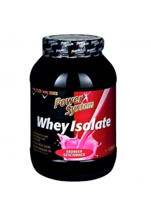 Whey Isolate 1000 гр (Power System)