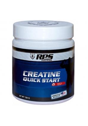 Creatine Quick Start 300 гр (RPS Nutrition)