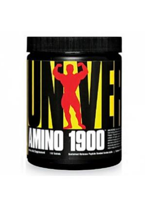 Amino 1900 110 табл. (Universal Nutrition)