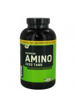 Superior Amino 2222 160 табл. (Optimum nutrition)