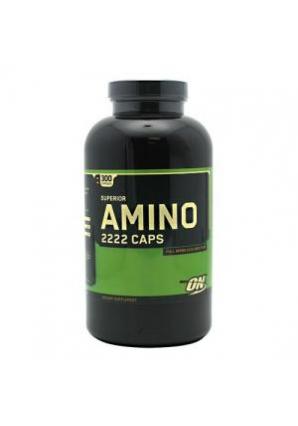 Superior Amino 2222 - 300 капс. (Optimum nutrition)
