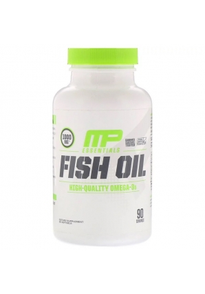 Fish Oil 90 капс (MusclePharm)