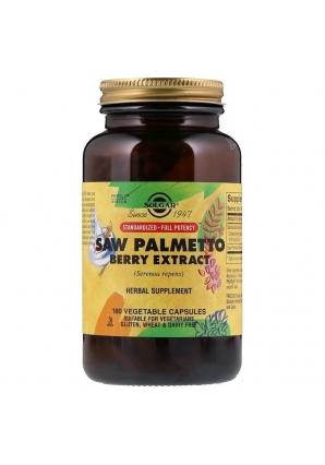 Saw Palmetto Berry Extract 180 капс (Solgar)