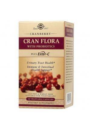 Cran Flora 60 капс (Solgar)