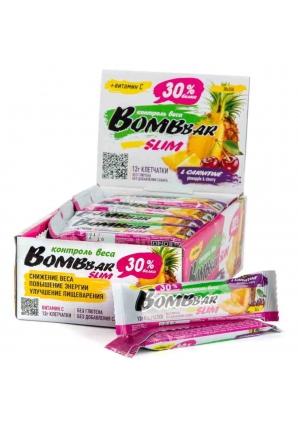 Протеиновый батончик Slim 30 шт 35 гр (BomBBar)