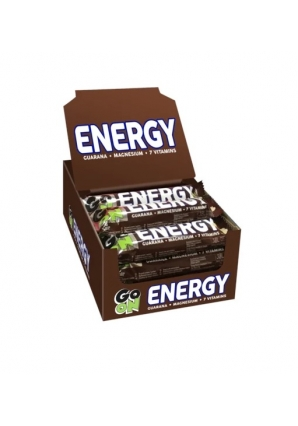 Energy Bar 50 гр 24 шт (GO ON Nutrition)