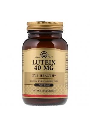 Lutein 40 мг 30 капс (Solgar)