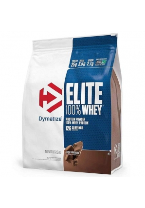 Elite Whey 4530 гр. 10lb (Dymatize)