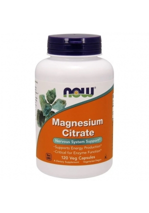 Magnesium Citrate 120 капс (NOW)
