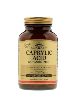 Caprylic Acid 100 капс (Solgar)