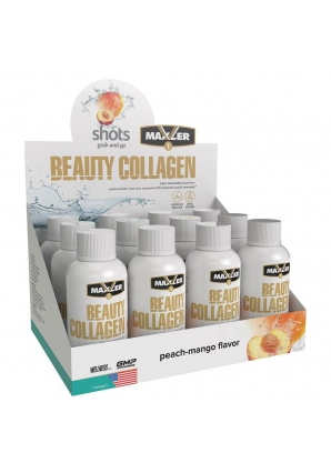 Beauty Collagen Shots 60 мл 12 шт (Maxler)