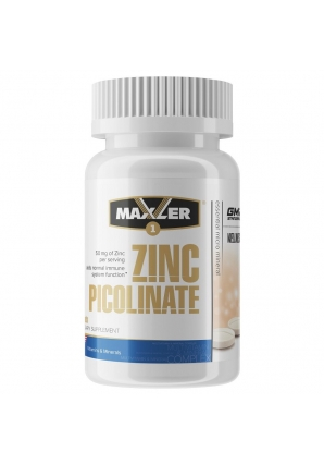 Zinc Picolinate 50 мг 60 табл (Maxler)