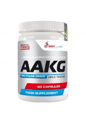 AAKG 500 мг 90 капс (WestPharm)