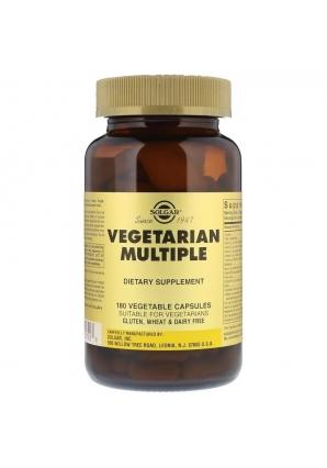 Vegetarian Multiple 180 капс (Solgar)