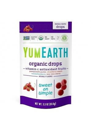 Organic Drops Vitamin C 93,5 гр (YumEarth)