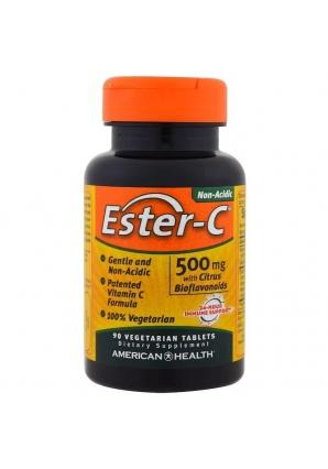 Ester-C 500 мг 90 табл (American Health)
