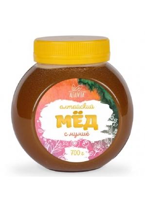Мёд алтайский с мумиё 700 гр (Altaivita)