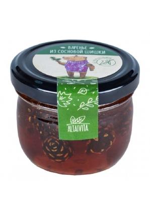 Варенье из сосновой шишки 130 мл (Altaivita)