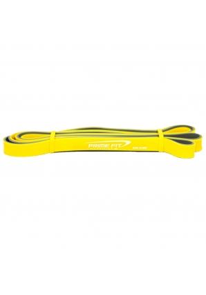 Эспандер резиновая петля 17 мм, двухцветная (Prime Fit)