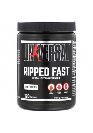 Ripped Fast 120 капс (Universal Nutrition)