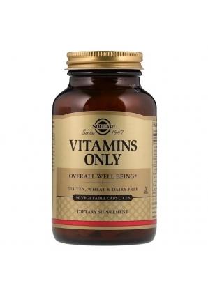 Vitamins Only 90 капс (Solgar)