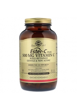 Ester-C Plus Vitamin C 500 мг 250 капс (Solgar)