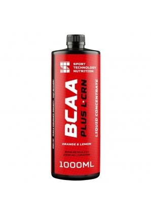 BCAA + L-carnitine Concentrate 1000 мл (Спортивные технологии)