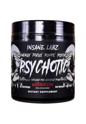 Psychotic Black 220 гр (Insane Labz)