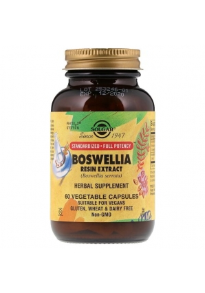 Boswellia Resin Extract 60 капс (Solgar)