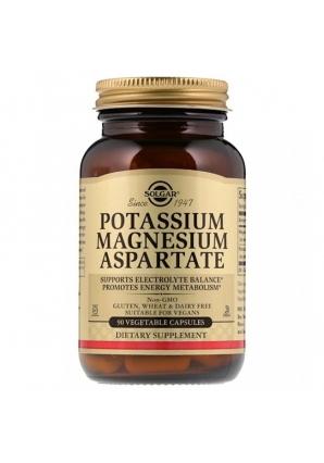 Potassium Magnesium Aspartate 90 капс (Solgar)