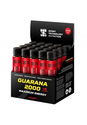 Гуарана 2000 плюс 25 мл 20 амп (Спортивные технологии)