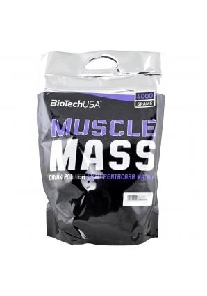 Muscle Mass 4000 гр (BioTechUSA)