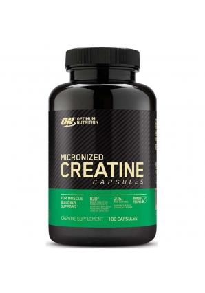 Creatine 2500 100 капс. (Optimum Nutrition)