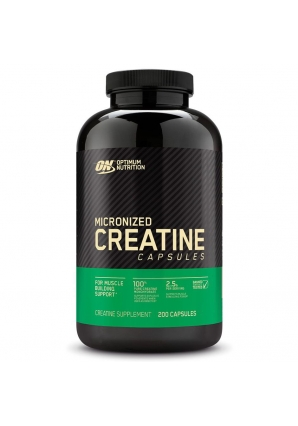 Creatine 2500 200 капс. (Optimum Nutrition)