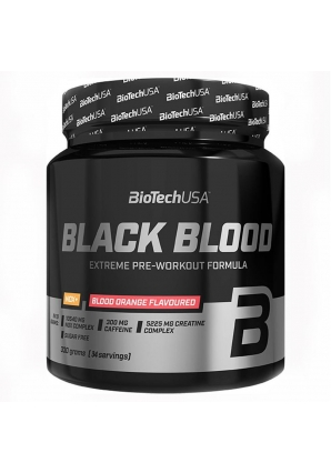 Black Blood NOX+ 330 гр (BioTechUSA)