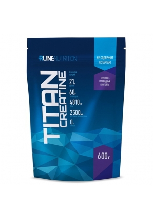TITAN Creatine 600 гр (R-Line Sport Nutrition)