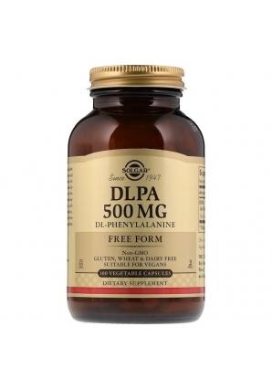 DLPA 500 мг 100 капс (Solgar)