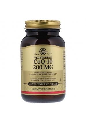 Vegetarian CoQ-10 200 мг 60 капс (Solgar)