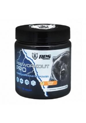 Pre-workout PRO 200 гр (RPS Nutrition)