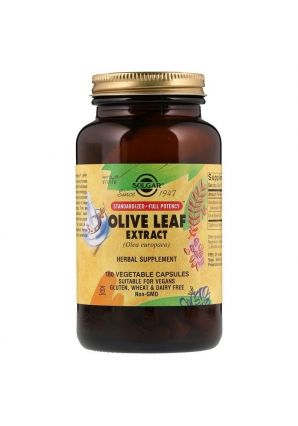 Olive Leaf Extract 180 капс (Solgar)