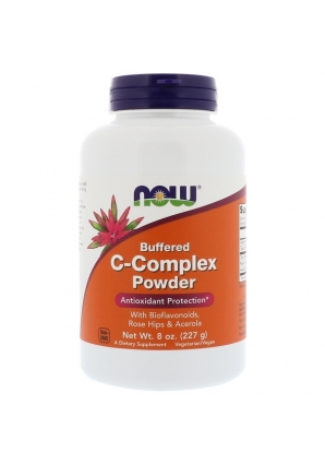 C-Complex Powder Buffered 227 гр (NOW)