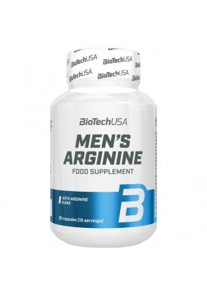 Men's Arginine 90 капс (BioTechUSA)