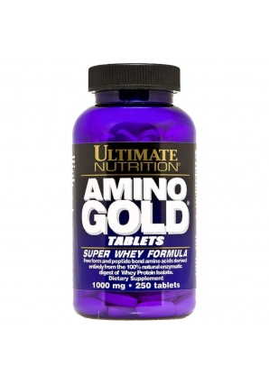 Amino Gold 1000 мг 250 табл (Ultimate Nutrition)