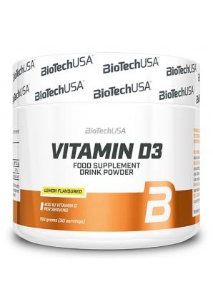 Vitamin D3 150 гр (BioTechUSA)
