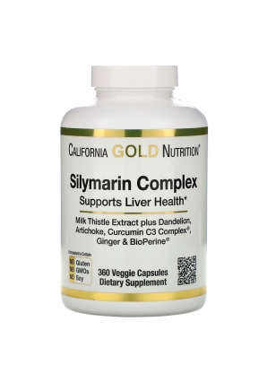 Silymarin Complex 360 капс (California Gold Nutrition)