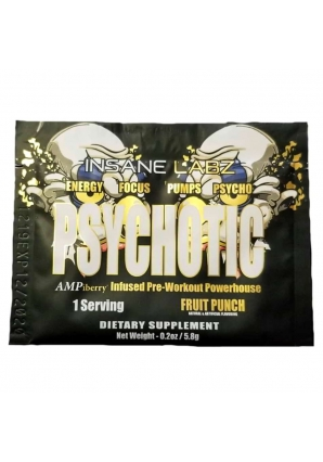 Psychotic Gold 5,8 гр (Insane Labz)